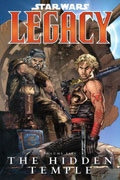 STAR WARS LEGACY VOL 5 HIDDEN TEMPLE TP