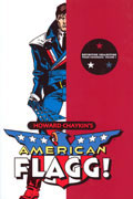 AMERICAN FLAGG DEFINITIVE COLL VOL 1 TP