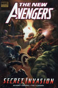 NEW AVENGERS VOL 9 SECRET INVASION BOOK 2 PREM HC
