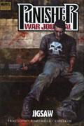 PUNISHER WAR JOURNAL VOL 4 JIGSAW PREM HC
