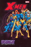 X-MEN COMPLETE ONSLAUGHT EPIC BOOK 4 TP