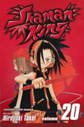 SHAMAN KING GN VOL 20 (OF 32)