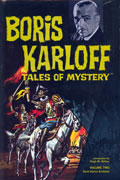 BORIS KARLOFF TALES OF MYSTERY ARCHIVES VOL 2 HC