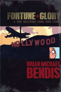 FORTUNE & GLORY A TRUE HOLLYWOOD COMIC BOOK GN HC