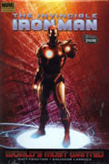 INVINCIBLE IRON MAN VOL 3 WORLDS MOST WANTED BOOK 2 PREM HC