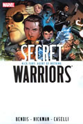 SECRET WARRIORS VOL 1 NICK FURY AGENT OF NOTHING TP