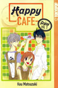 HAPPY CAFE VOL 1 GN