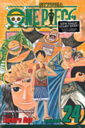 ONE PIECE GN VOL 24