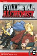 FULLMETAL ALCHEMIST GN VOL 22