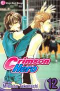 CRIMSON HERO VOL 12 TP