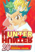 HUNTER X HUNTER GN VOL 26