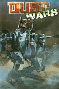 PAOLO PARENTES DUST WARS TP VOL 01