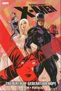 UNCANNY X-MEN TP BIRTH OF GENERATION HOPE