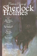CURIOUS CASES OF SHERLOCK HOLMES GN