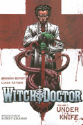 WITCH DOCTOR TP VOL 01