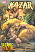 KA-ZAR TP BURNING SEASON