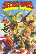 MARVEL SUPER HEROES SECRET WARS TP