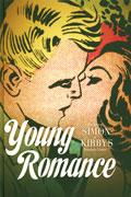 YOUNG ROMANCE BEST SIMON & KIRBY COMICS HC