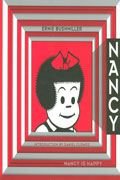 NANCY IS HAPPY GN COMPLETE DAILIES 1943-1945 (RES)