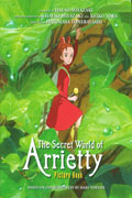 SECRET WORLD OF ARRIETTY PICTURE BOOK HC