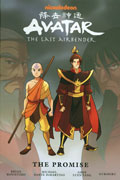 AVATAR LAST AIRBENDER PROMISE LIBRARY ED HC