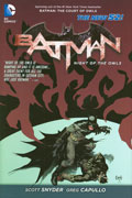 BATMAN HC THE NIGHT OF THE OWLS (N52)