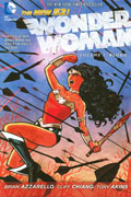 WONDER WOMAN TP VOL 01 BLOOD (N52)