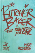 BUTCHER BAKER RIGHTEOUS MAKER HC (MR)