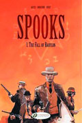 SPOOKS GN VOL 01 FALL OF BABYLON