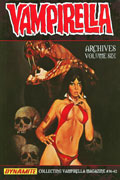 VAMPIRELLA ARCHIVES HC VOL 06 (MR)