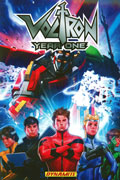 VOLTRON YEAR ONE TP