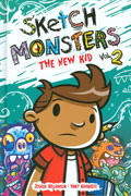 SKETCH MONSTERS HC VOL 02 NEW KID