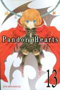 PANDORA HEARTS GN VOL 13