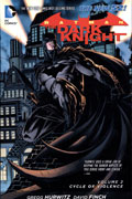 BATMAN DARK KNIGHT TP VOL 02 CYCLE OF VIOLENCE (N52)