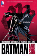BATMAN BATMAN AND SON TP NEW ED