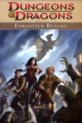 DUNGEONS & DRAGONS FORGOTTEN REALMS TP 01