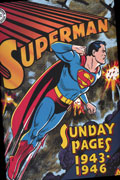 SUPERMAN GOLDEN AGE SUNDAYS 1943-1946 HC