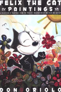 FELIX THE CAT PAINTINGS HC