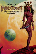 ART OF DEJAH THORIS & THE WORLDS OF MARS HC (MR)