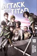 ATTACK ON TITAN GN VOL 10