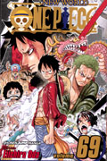 ONE PIECE GN VOL 69