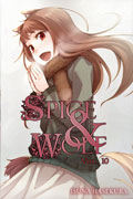 SPICE AND WOLF NOVEL VOL 10 (MR)