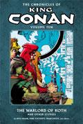 CHRONICLES OF KING CONAN TP VOL 10 WARLORD OF KOTH