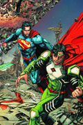 SUPERMAN KRYPTON RETURNS HC (N52)