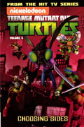 TMNT ANIMATED TP VOL 05 CHOOSING SIDES