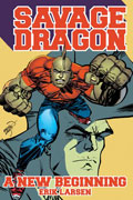 SAVAGE DRAGON A NEW BEGINNING TP