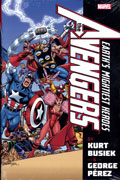 AVENGERS BY BUSIEK AND PEREZ OMNIBUS HC VOL 01