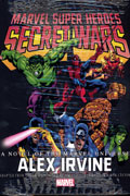 MARVEL SUPER HEROES SECRET WARS PROSE NOVEL HC