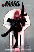 BLACK WIDOW TP VOL 02 TIGHTLY TANGLED WEB