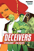 DECEIVERS TP VOL 01